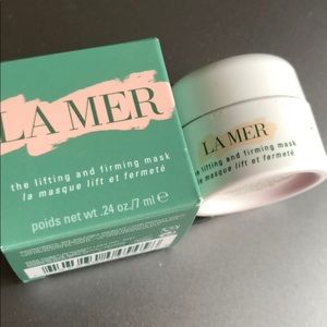The lifting firming mask new in box lamer la mer